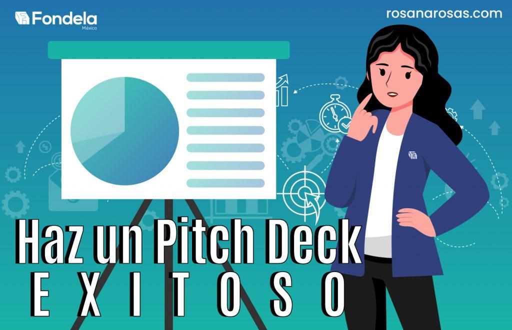 pitch deck cómo hacer una presentación inversionistas